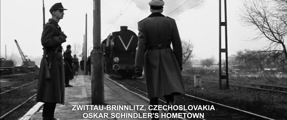 Schindler's List / re-score
