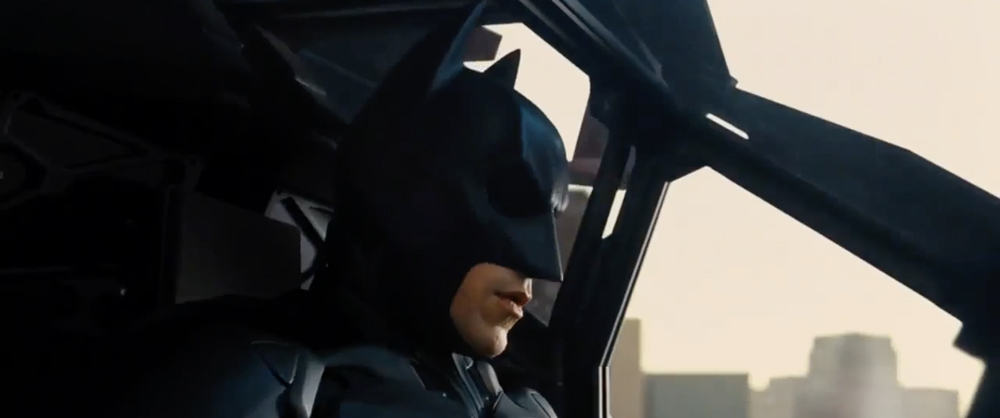 The Dark Knight / re-score